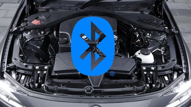 Bluetooth Car Engine