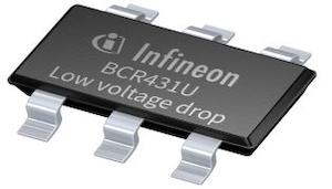 1598366164 Infineon Low Voltage Bcr431 U 315x180 Ed 082720 Kmr
