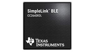 Texas Instruments Cc2640 R2 L Chip Shot 315x180 Ed 081720 Kmr