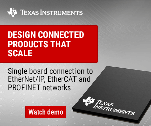 Texas Instruments Design Connected 300x250 Ed 082520 Kmr