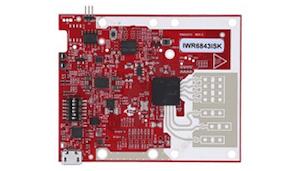 Texas Instruments Iwr6843 315x180 Ed 081820 Kmr
