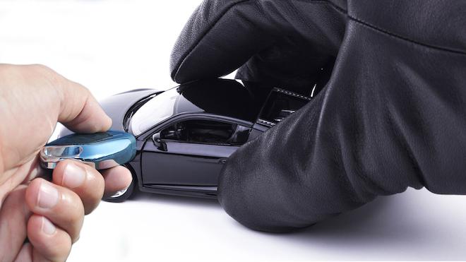 Car Theft Lea Dnew