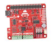 269718 Sparkfun Auto Phat Raspberry Pi Textimage (1x1) English
