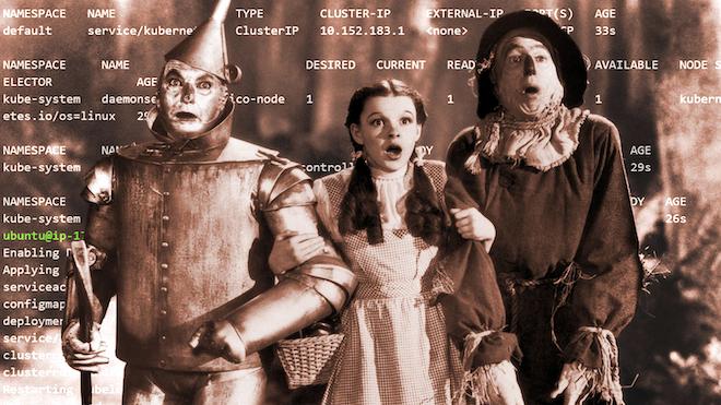 New Promo Wizard Of Oz