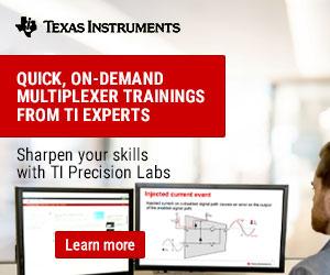 Texas Instruments 300x250 Ed 101320 Kmr