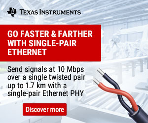 Texas Instruments Faster Farther 300x250 Ed 102020 Kmr
