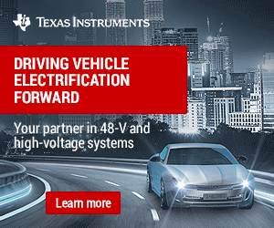 Texas Instruments Vehicle Electric 300x250 Ed 101520 Kmr