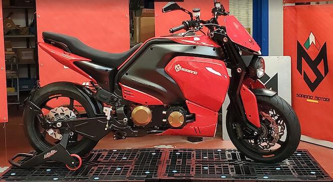 201110 Prod Mod Electric Motorcycle Rev1 Promo