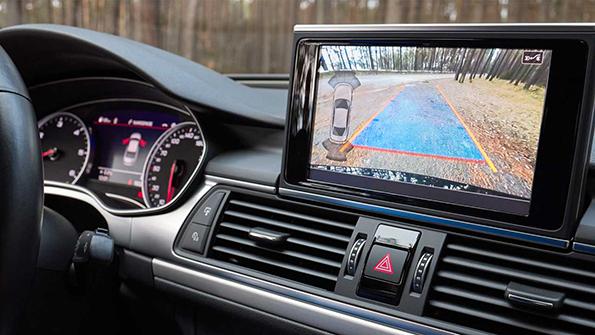 Automotive Rear Camera