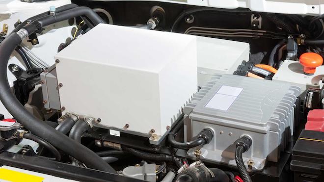 Electric Motor Athenar Dreamstime