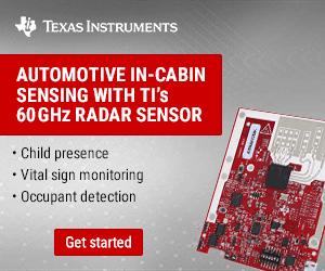 Texas Instruments Automotive 300x250 Ed 120820 Kmr