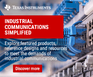 Texas Instruments Industrial Comms 300x250 Ed 121720 Kmr