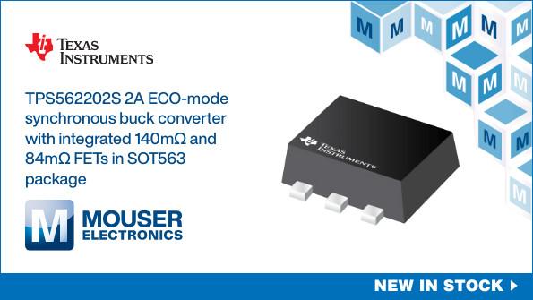 383162 Ti Tps562202s Buck Converter 595x335 (1x1) Cubes Basic English