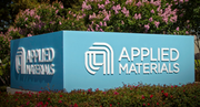 Applied Materials Signage