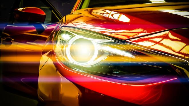 Car Headlight Jirapatch Iamkate Dreamstime L 111619834