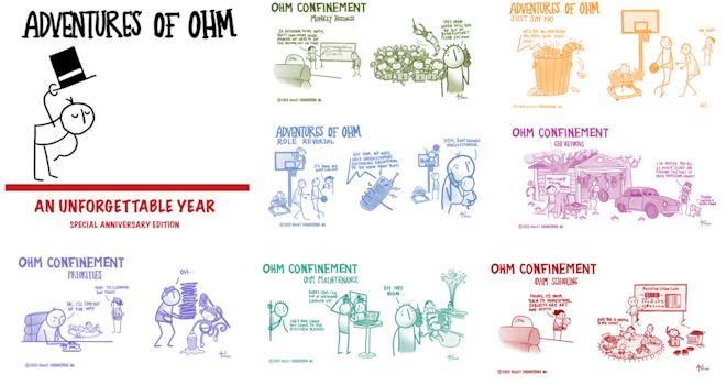 Ed Ohm Confinement Promo