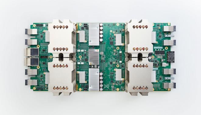 Google Tensor Processing Unit