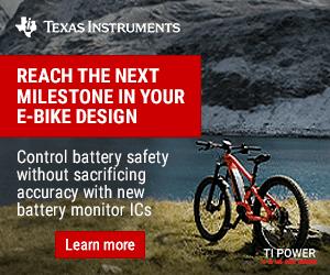 Texas Instruments E Bike 300x250 Ed 032421 Kmr