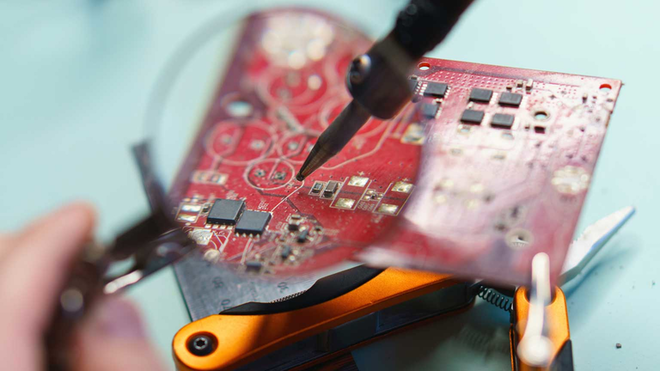 Circuit Dreamstime Vagengeym 132040847