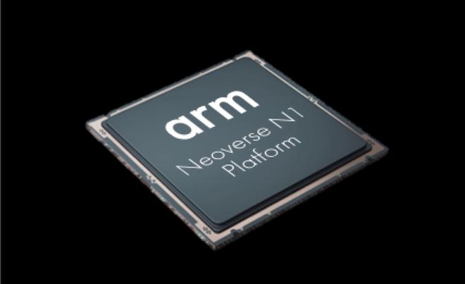 Arm N1 Neoverse Promo