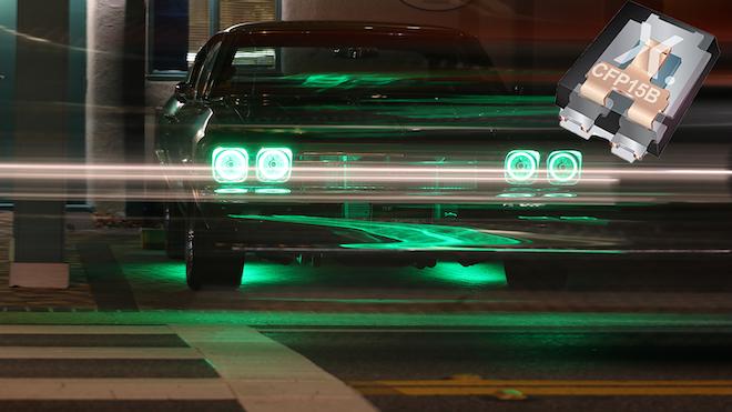 Car Headlights Promo