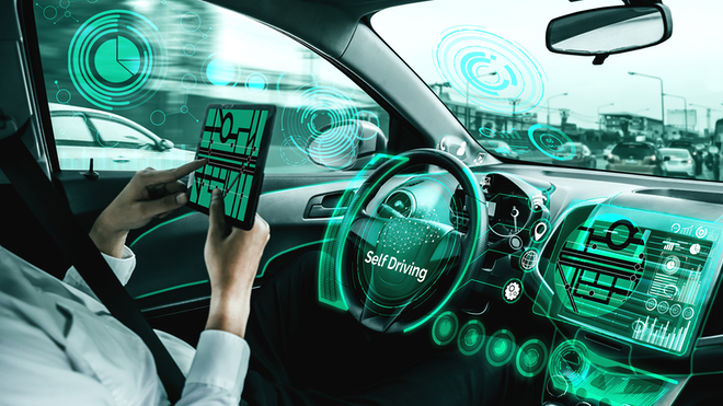 Selfdriving Dashboard Promo